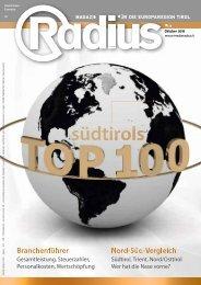 Radius Top 100 2018