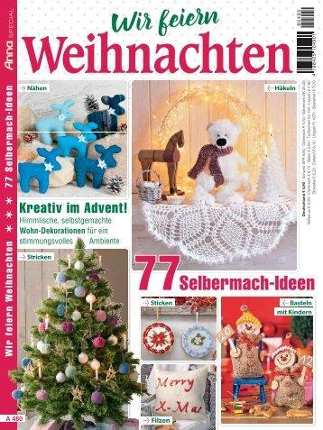 Wir feiern Weihnachten (A480) Blick-ins-Heft