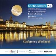 Conquest 2010 - iSQI