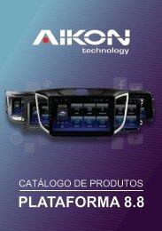Catalogo de produtos - Plataforma 8.8 - Rev.2