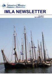 IMLA Newsletter Vol.4