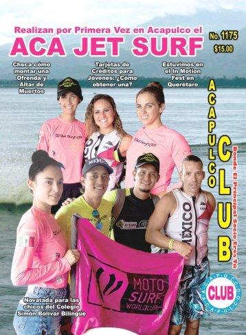 Revista Acapulco Club 1175