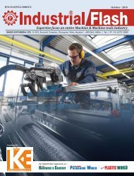 Industrial Flash October 2018
