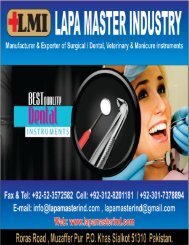 PDF Catalogue Dental instruments, Surgical Instruments Highest Quality Manufacturers, Exporters Suppliers