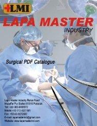 Surgical instruments PDF Catalogue