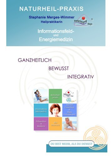 Naturheil-Praxis ~ Informationsfeld- und Energiemedizin