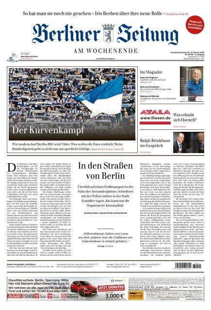 Berliner Zeitung 20.10.2018  Yumpu