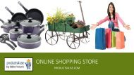 Online Shopping Store | Women | Men |Sport | Fitness| Kitchen | Garden | Beauty | Electronics