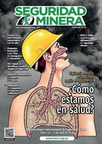Seguridad Minera Edición 147