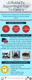 Import & Ship a Car to Mombasa | Import Guide