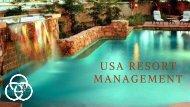 USA Resort and Pool Management