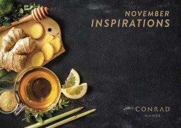 2018 November Inspirations Brochure