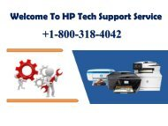 Solve HP Printer Offline Issue