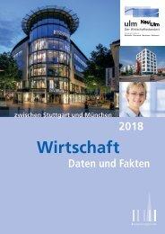 Ulm / Neu-Ulm Wirtschaft: Daten und Fakten 2018