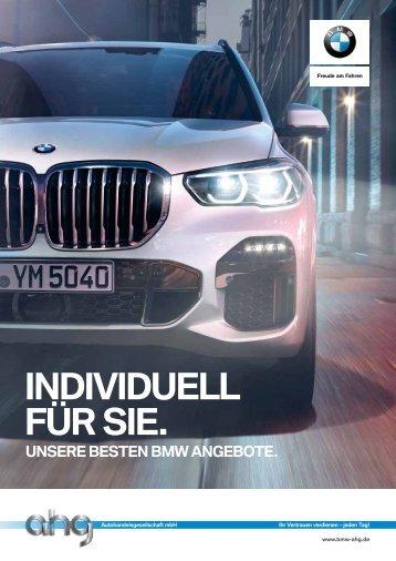 BMW ahg Hauszeitung Oktober 2018