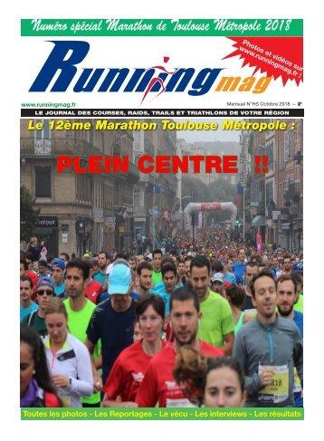 Spécial Marathon Toulouse Métropole 2018