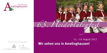 Bock, Heide – Bock, Heide - Heideblütenfest