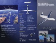 euro hawktm - Northrop Grumman Corporation
