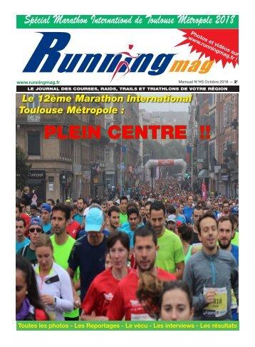Sépcial Marathon International Toulouse Métropole 2018
