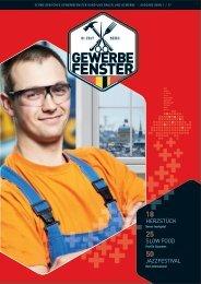 Gewerbefenster / Ausgabe Bern 1-17