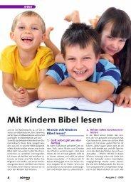 Mit Kindern Bibel lesen - KEB