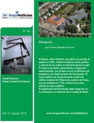 e-AN 39 nota 7 Memoria por Carlos Sanchez Saravia
