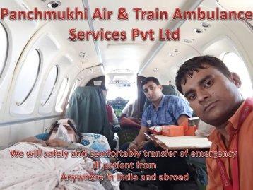 Get an Emergency Medical Air Ambulance Service in Delhi and Patna