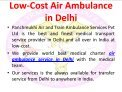 Get an Emergency Medical Air Ambulance Service in Delhi and Patna - Page 2
