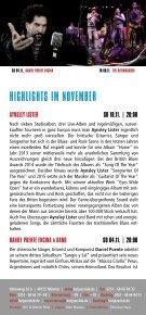 Hot Jazz Club - November 2018 - Page 3