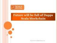 future will be full of dapps