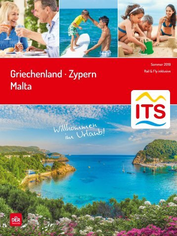 Griechenland Zypern Malta Sommer 2019 ITS