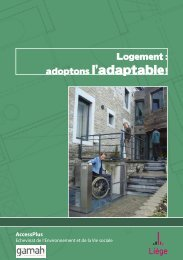 Logement : adoptons l'adaptable !