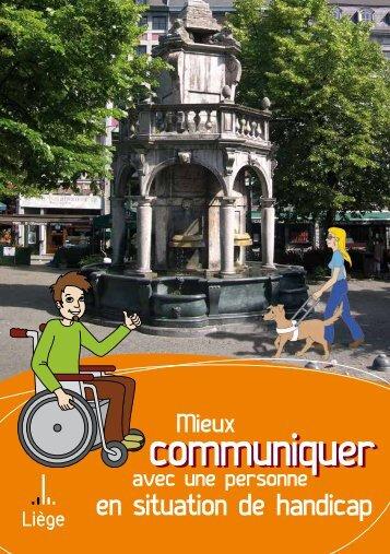 Mieux communiquer avec une personne en situtation de handicap