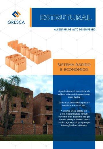 Catálogo de Produtos - Gresca - Estrutural