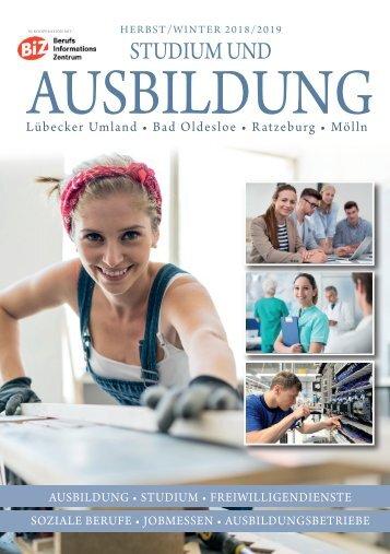 Studium & Ausbildung Herbst / Winter  2018/19