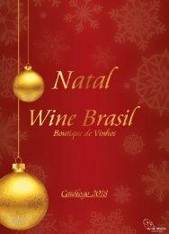 Catálogo Wine Brasil 2018