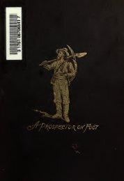 4 A Prospector on Foot 1895