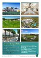 Prestige Golf & Beach - Brochure - Page 7