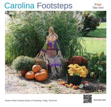 Carolina Footsteps November 2018 Final