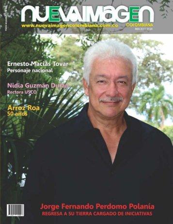 Edición No. 23 Revista Nueva Imagen Colombiana