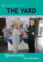 The Yard - Q1 2018
