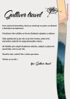 Gulliver travel katalóg pobytov 2018_2019 - Page 3