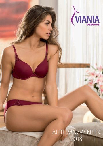 Viania Dessous Autumn / Winter 2018