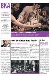 Berner Kulturagenda N°42