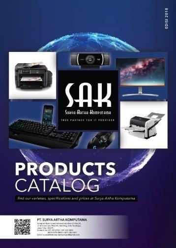 SAK - Product Catalog