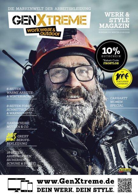 GenXtreme - Werk und Style Magazin 2018 Nr. 3 - Winter 2018/2019