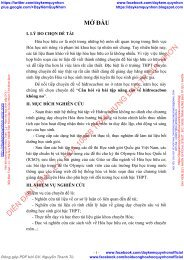 CÂU HỎI VÀ BÀI TẬP NÂNG CAO VỀ HIĐROCACBON KHÔNG NO DÀNH CHO HỌC SINH CHUYÊN HÓA (TRẮC NGHIỆM & TỰ LUẬN)