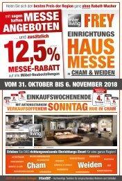 Interliving FREY - Hausmesse November 2018