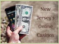 New Jersey's Online Casinos