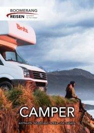 Camper 2019/20 - Schweizer Preise
